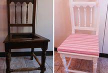 Reforma cadeiras
