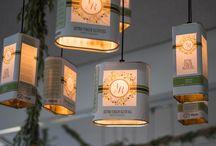 Lantern Dropper Lights