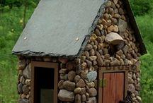 Domki dla ptaków