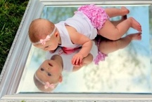 3 month baby pic ideas / by Tina Leonard
