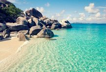 sea, island ans sky