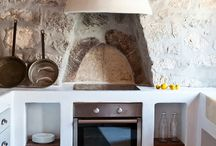 KUCHNIE/KITCHEN / Our favourite kitchen  interiors inspiration.