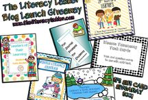 The Literacy Ladder / Blog posts, TPT products, newsworthy posts, and anything else the team at the Literacy Ladder can find!