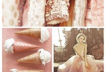 Rose Gold, Copper, Blush oh la la