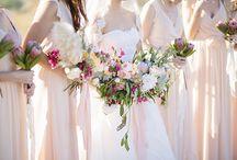wedding inspiration: bridesmaids