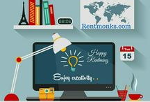 Rent Monks / Our goal is to make renting process hassle free with amazing service and savings