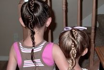 Parenting: Girls Hair / by Jessica Burke