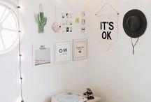decoracion cuarto
