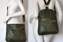 Things to Keep Stuff In (aka Bags) / by Annie Brokaw