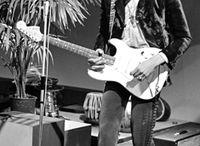Artistas Fender / Guitarras y Bajos