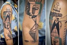 Arm Tattoos / Arm tattoos for men and women can be your great adornments on your body. What you just need to do is choose the best design that will surely look good... http://fabulousdesign.net/arm-tattoos-men-women-girls-guys/