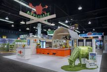 Natural Products Expo West / Condit Exhibit specializes in designing and fabricating outstanding exhibits for Natural Product trade shows. Here is a sampling of custom exhibits we built for the Natural Products Expo West show in 2018.