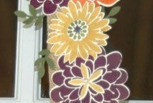 Stampin Up decor ideas