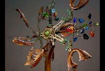 Kinetics, Metal Sculpture & Maybe Something Else haha