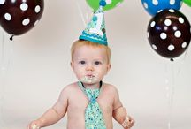 Julian 1 Year Pictures / by Jaime Hawley