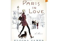 Fav Books / Mostly Parisian-related books / by Carol Gillott