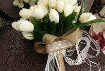 Buketler & çiçek taçlar