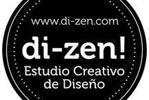 di-zen! Estudio / http://di-zen.com/diseno-logotipos-paginas-web/