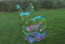 the coolist bubble buny