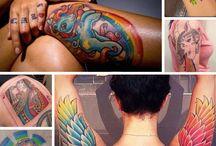 LGBT - Best Lesbian Tattoos