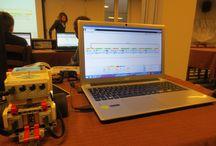 Robotica con LEGO EV3 / Corso di robotica con LEGO EVOLUTION 3 per ragazzi da 11 a 14 anni.