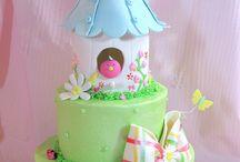 Bird's cakes