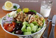 Mediterranean Food / Mediterranean Food / by For the Love of Cooking