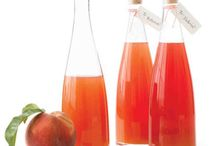 Infusions, tonics, bitters, and Tinctures