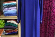 Robalı elbiseler