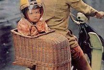 BCS / Bicycle child seat