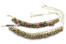 Ankle Bells / Ankle bells are essential part of any classical dance. Indian classical dancers use different types of ankle bells and Temple Jewellery while performing