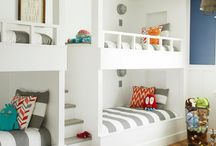 Grandkids come first / Bedroom spaces for kids