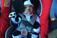 Braxton's 1st Halloween