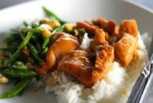 Chinese/ japanese recipes