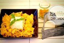 Recetas saladas / Cocina tradicional y exótica.