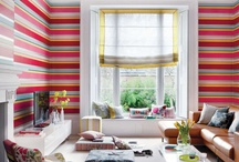 Colors + Homes = Love / colorful home interiors for inspiration! / by Rent-O-Matic!