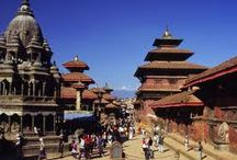 Rajasthan Agra et Nepal