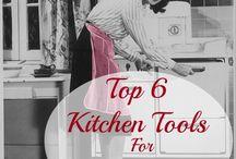 Kitchen / by Tiffany LeJeune