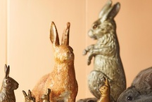 Easter Bunnies! / by Andrea Voog-Petersson