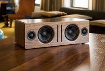 Audio home & sound bar