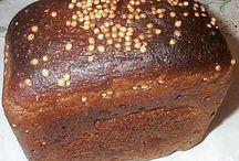 Хлеб, тесто,закваска