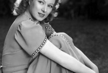 Classic and Modern World Beauties in Film / My favorite British actresses / by Monty Hawes