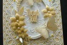 Thank You Cards - 3 / by Carol GoughLust