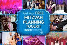 Bar Mitzvah Planning / by Leslie Mintz