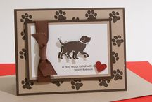 D is for Dog Card Ideas / by Laurie Graham: Avon Rep
