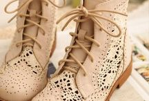 Shoes-Boots / by Rosemary Gamble