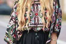 Hippy clothes