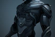 Gundam & Robot & figure