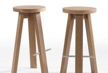 Three legged stool
