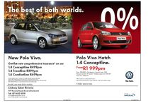 VW SPECIALS RIVONIA / Brand new VW's on special @ Lindsay Saker Rivonia